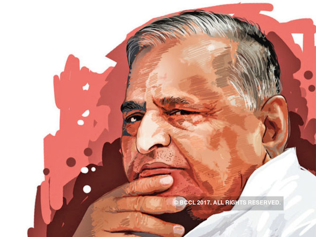 Mulayam Singh Yadav skips Samajwadi Party meet