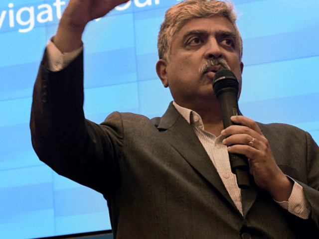 Successful incumbent businesses thrived on core values, strong governance: Nilekani
