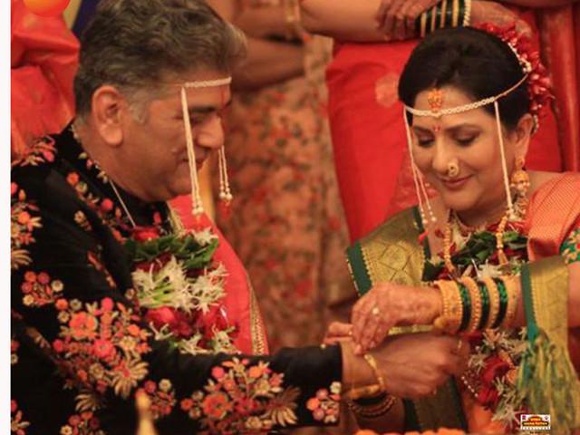 PHOTOS : सासूबाईंच्या लग्नात सूनबाई करवली; हा विवाहसोहळा बघाच!