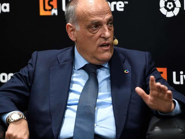 Spanish league president Javier Tebas tears into FIFA