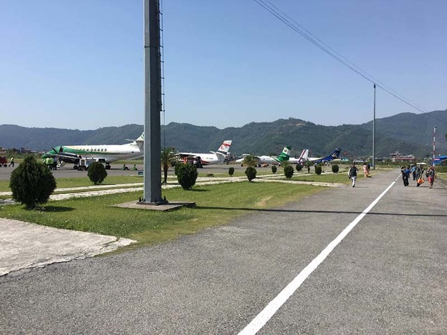 Pokhara airport will be ready ahead of deadline, says minister