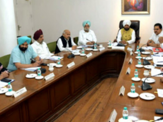 Punjab: Channi allocates portfolios to ministers, Dy CM Randhawa gets home