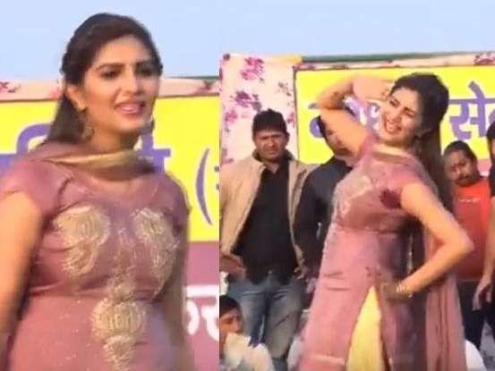 Sapna Choudhary का तूफान जारी, एक के बाद एक कर रही हैं धमाके, देखिये नया डांस Video