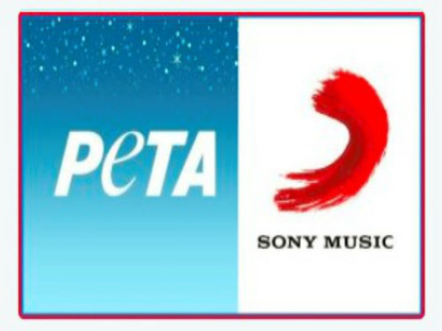 PETA teams up with Sony Music to help save rescued pets