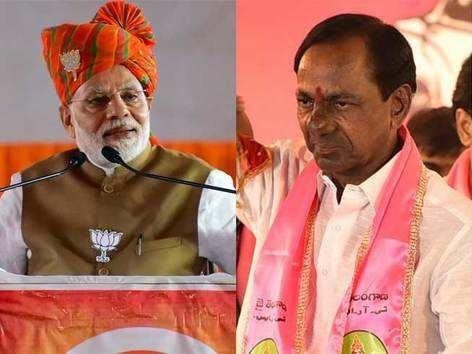 तेलंगाना: चुनाव में दुश्मन, वोट के बाद TRS-BJP बनेंगे दोस्त!