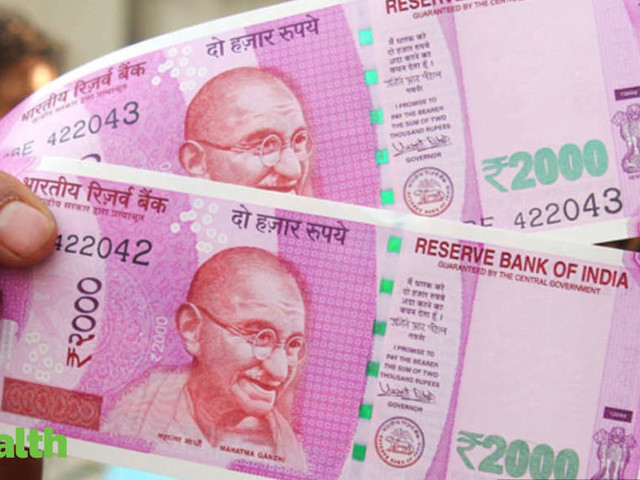 No decision to discontinue printing of Rs 2000 note: FinMin