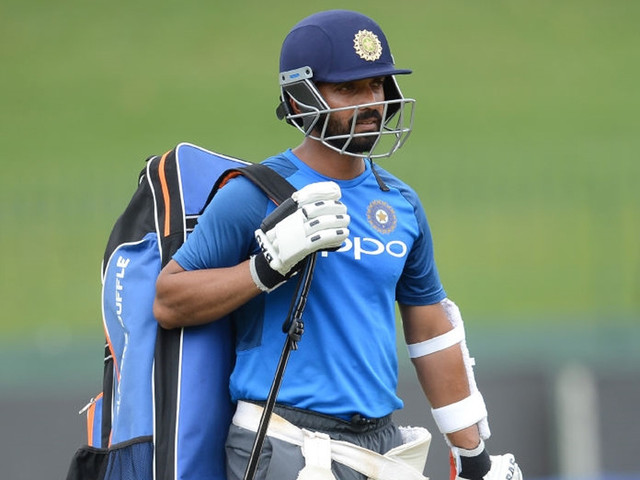 Rahane's father held after car runs over woman