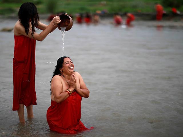 Rishi Panchami festival