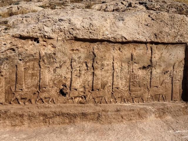 ഇറാഖില് 2700 വര്ഷം പഴക്കമുള്ള വൈന് നിർമാണകേന്ദ്രം കണ്ടെത്തി