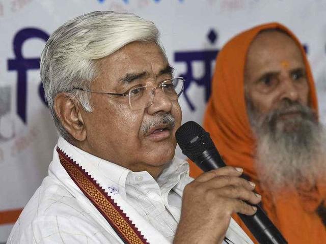 VHP to remind BJP MPs of Ram Mandir promise