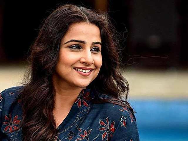 Vidya Balan reacts to the controversy around the Mission Mangal poster
