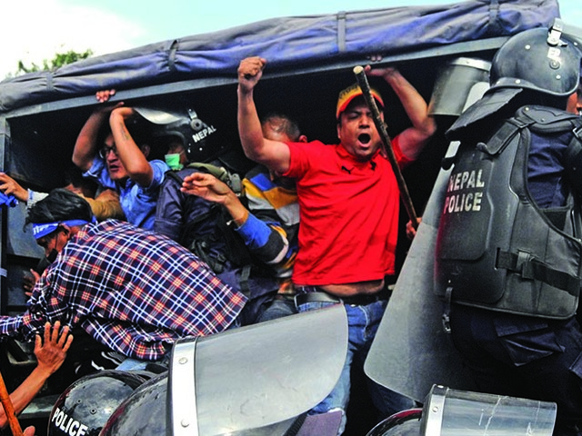 14 RPP leaders held from Shanti Batika