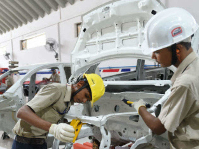 Auto components sector sees 1 lakh job losses