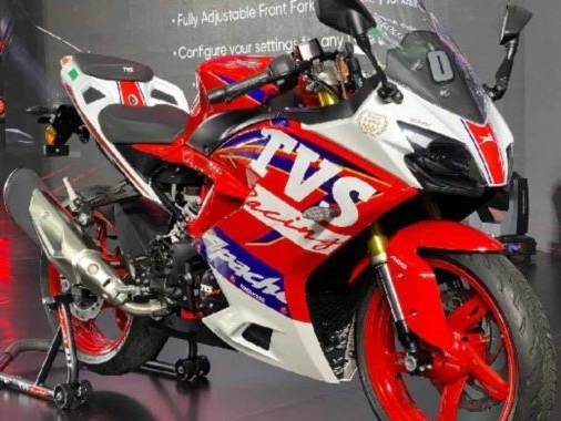 TVS Apache 310 RR Gets Sold Out! Bookings To Re-open From October 1st