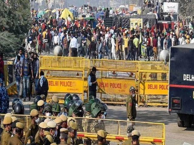 किसान आंदोलन को लेकर खुफिया एजेंसियों का अलर्ट; पाकिस्तानी ISI कर सकती है हिंसा भड़काने की साजिश