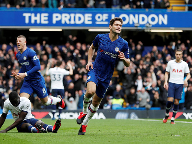Chelsea boost top four hopes, Villa and Bournemouth slump