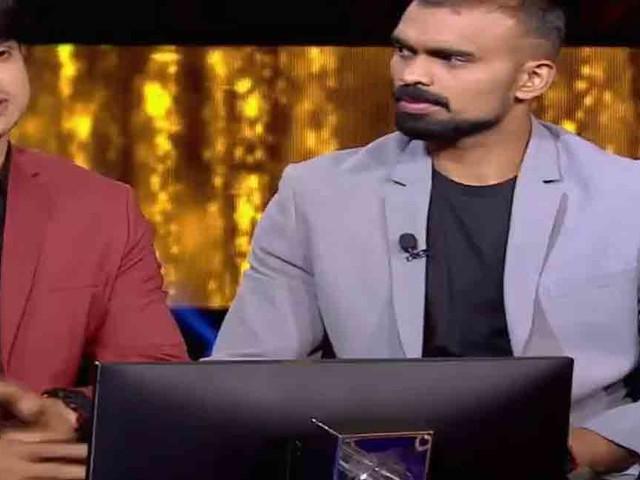 Big B gets teary-eyed in presence of Olympians Neeraj Chopra, PR Sreejesh
