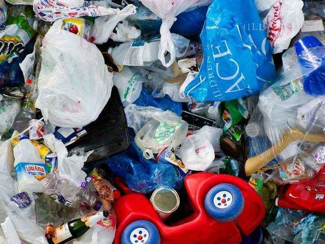 World waste could grow 70% as cities boom, warns World Bank