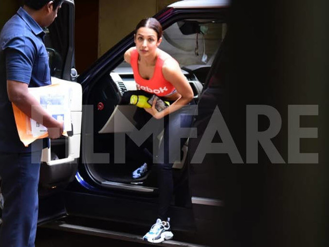 Malaika Arora makes yet another super-hot appearance