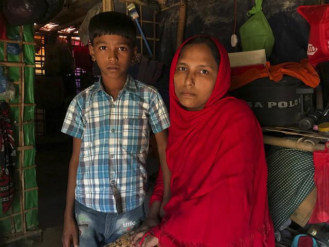 Rohingya tell Bangladesh officials: 'We won't go' to Myanmar