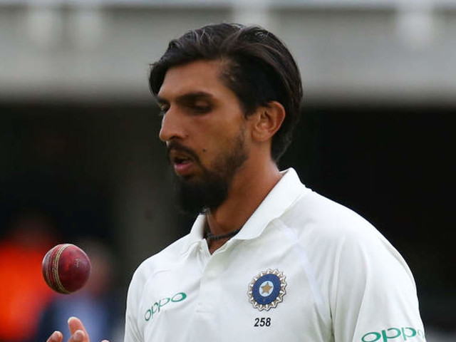 Ishant Sharma prepares for Australia swansong tour