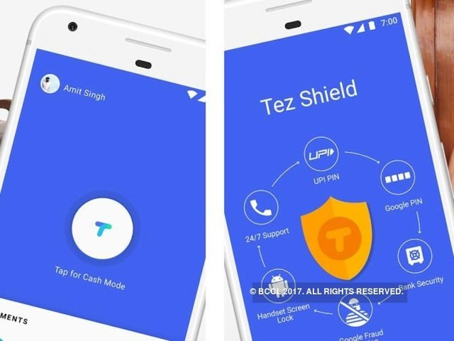 Know how fast is Tez, Google's new mobile payments app