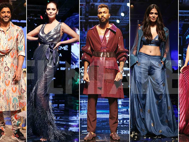 LFWWF19: All the celebs who made their mark on the first day
