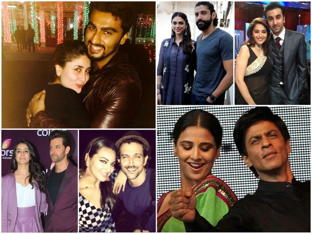 Celebs and their Bollywood celebrity crushes