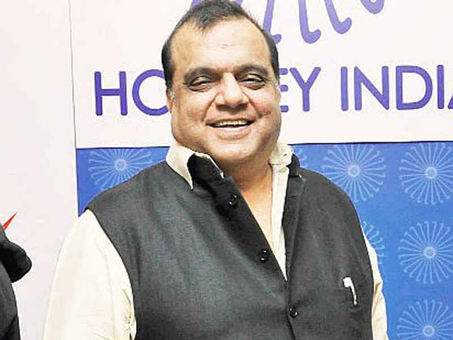 FIH chief Narinder Batra elected unopposed as IOA president