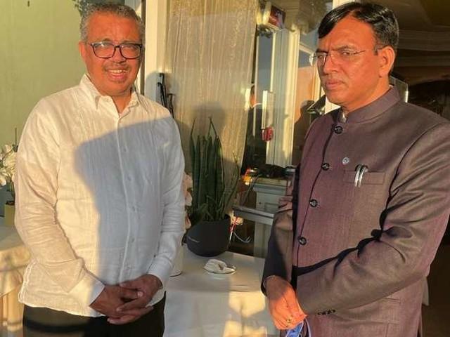 भारत अक्टुबर से फिर शुरू करेगा वैक्सीन मैत्री कार्यक्रम, डब्ल्यूएचओ ने स्वास्थ्य मंत्री का जताया आभार
