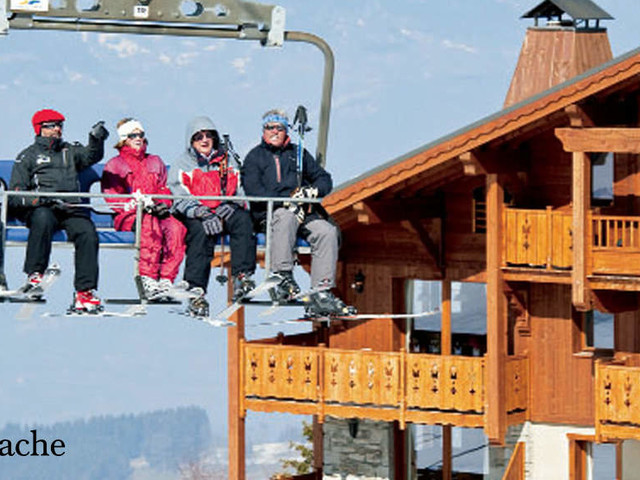 Chamonix or Toronto? Take your family for an adventurous experience this winter