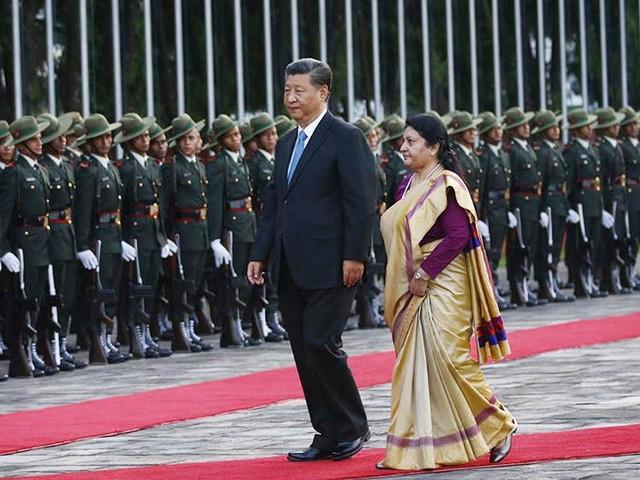 China to help make Nepal land-linked: Xi