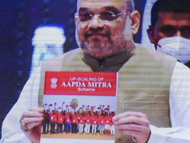 India handled COVID-19 in best possible way despite limited resources: Amit Shah