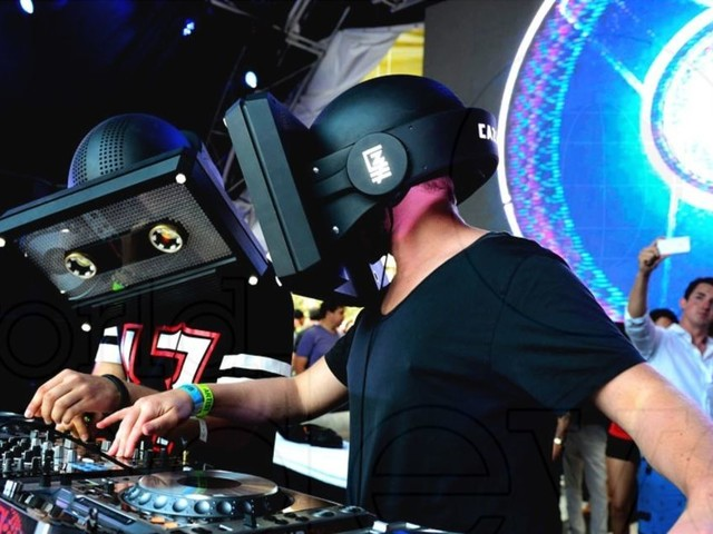 Top DJs who wear Masks