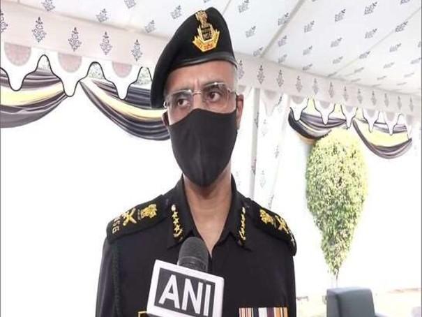 ड्रोन वारफेयर से निपटने के लिए सभी सुरक्षा बलों को होना चाहिए तैयार : एनएसजी डीजी एमए गणपति