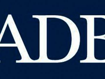 ADB registered record disbursement for Nepal in 2019