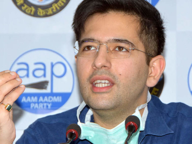 Vaccine universalisation and vaccine nationalism need of the hour: AAP leader Raghav Chadha writes to PM