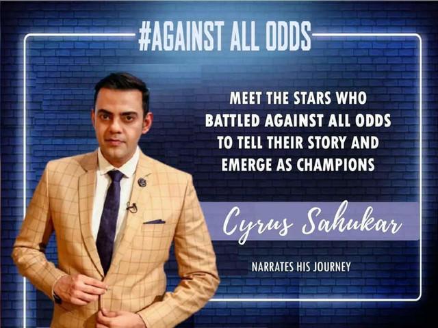 Cyrus Sahukar on his satirical shows