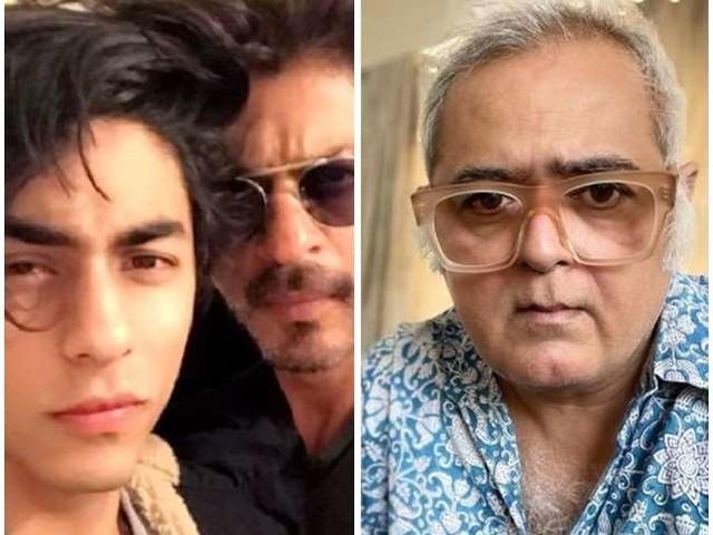 हंसल मेहता ने किया आर्यन खान को सपोर्ट, 'मारिजुआना' को भारत में लीगल करने की कही बात