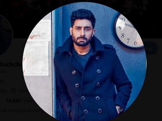 Abhishek Bachchan announces a surprise