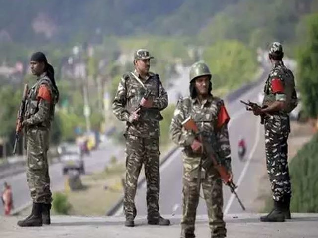 गृह मंत्रालय ने पहली बार दी केंद्रीय सशस्त्र पुलिस बलों के लिए शाक बैटन के परीक्षण को मंजूरी
