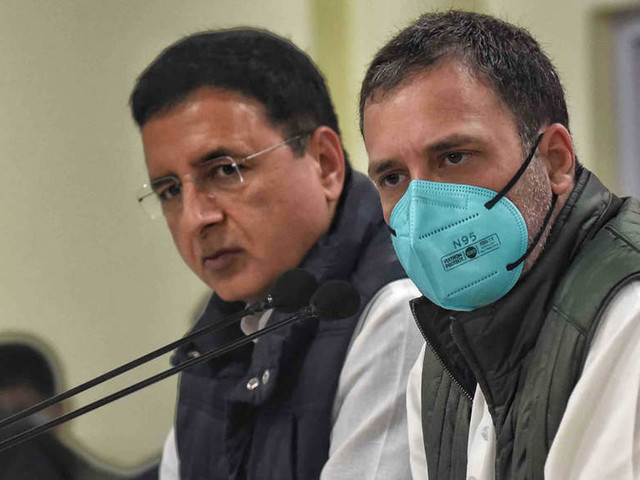 Arnabgate: Rahul Gandhi says sharing official secrets with journalist criminal act
