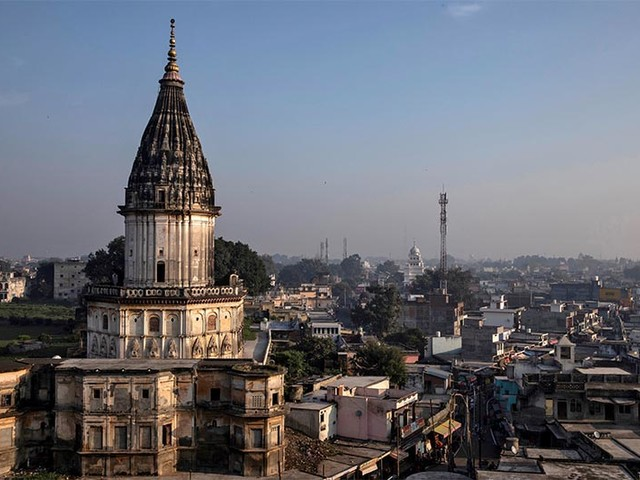 Prominent Muslims to grace Hindu temple ceremony on contested India site