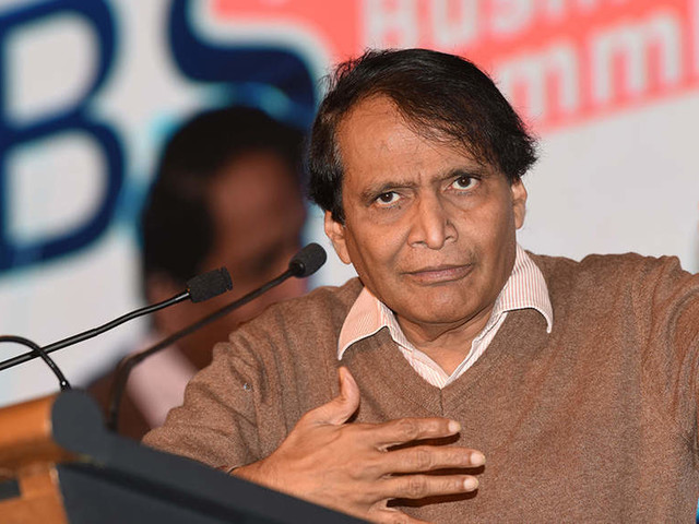 India will grow without hurting trade partners: Suresh Prabhu