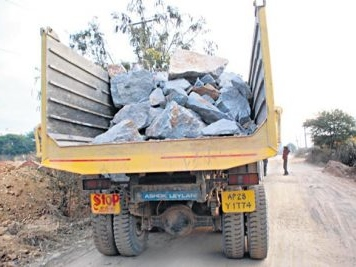 Penalties revised for dumping construction waste in Telangana