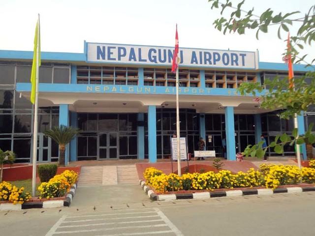 Nepalgunj airport to be developed as hub airport: Minister Bhattarai