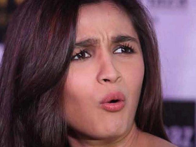 Alia Bhatt refutes the rumours of being injured on the sets of Gangubai