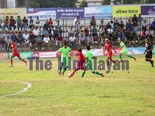 Chitwan-11 off to winning start