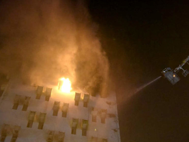 Death toll in Kolkata railway building fire rises to 9; Union Minister Piyush Goyal orders high level inquiry