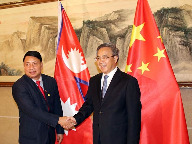 Chinese investors urged to spur investment in Nepal